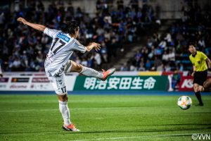 第22節vs水戸ホーリーホック<2019明治安田生命J2リーグ> サムネイル