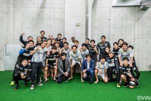 第42節vsアルビレックス新潟<2019明治安田生命J2リーグ> サムネイル