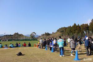 宮崎キャンプ12日目リポート ファンとともに6勝目