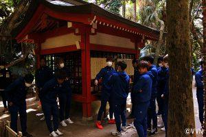 宮崎キャンプ10日目リポート パワースポット