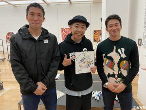 木梨の貝。×V・ファーレン長崎コラボ企画!