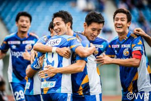第25節vsレノファ山口FC<2020明治安田生命J2リーグ> サムネイル