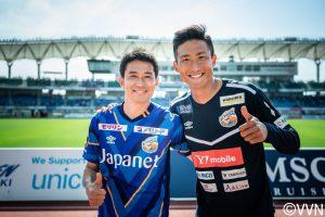 第16節vsレノファ山口FC<2021明治安田生命J2リーグ> サムネイル