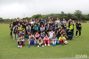 ≪イベント情報≫第10回女子サッカー教室 参加者募集のお知らせ サムネイル
