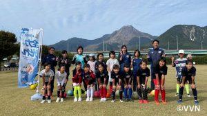 ≪イベント情報≫第11回女子サッカー教室を島原市で実施しました(10/23) サムネイル